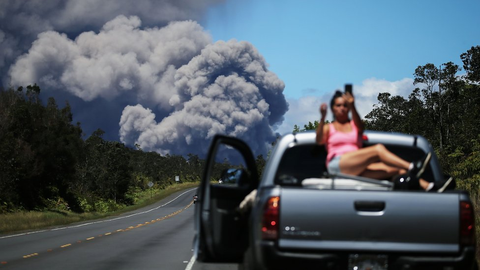 Hawaii volcano: How many people do volcanoes kill?