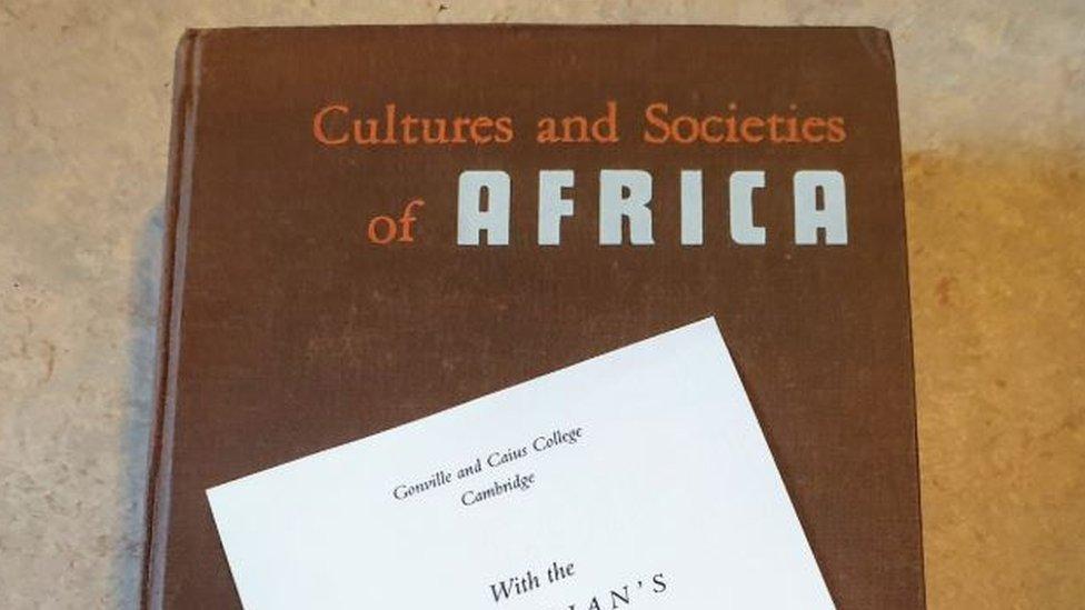 У бібліотеку Кембриджа повернули книгу із запізненням на 60 років