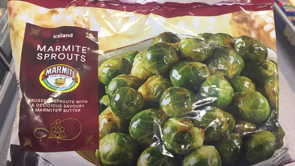 Marmite sprouts? Why retailers are pushing the boundaries with festive food
