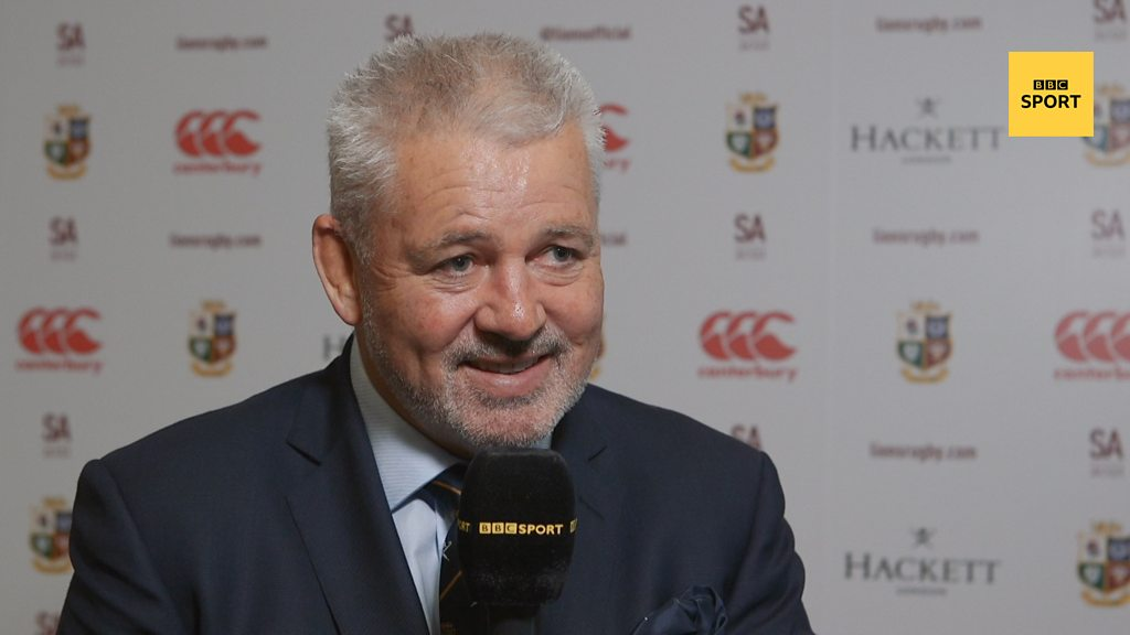 Warren Gatland: British and Irish Lions coach 'will not be coaching England' after tour