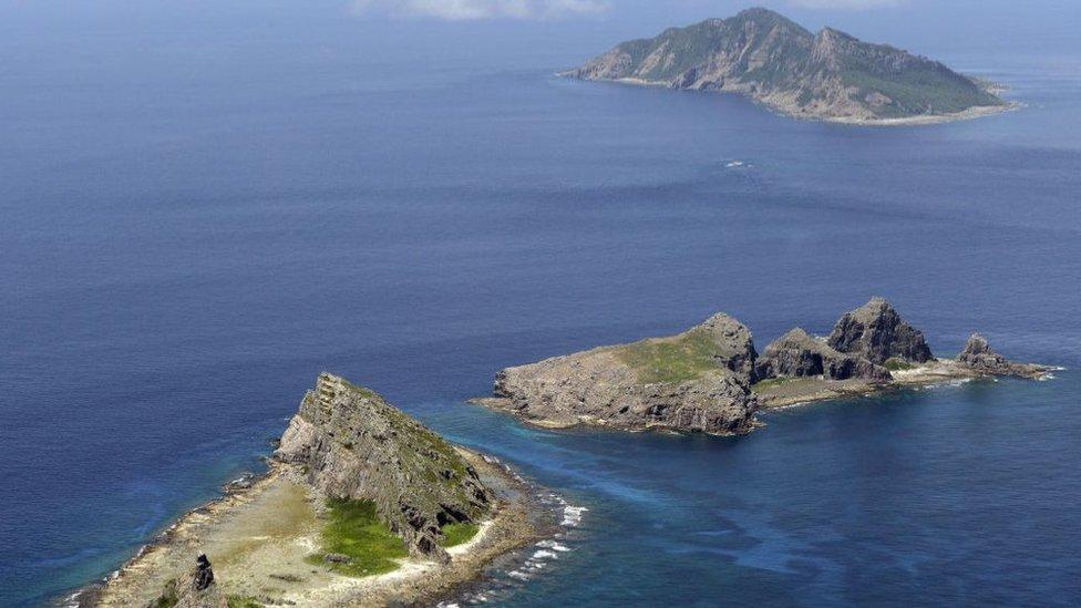 釣魚台、釣魚島、尖閣諸島