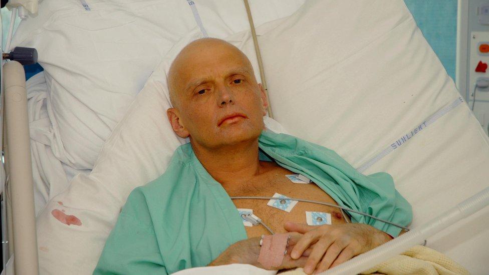 ЕСПЧ признал ответственность России за отравление Александра Литвиненко