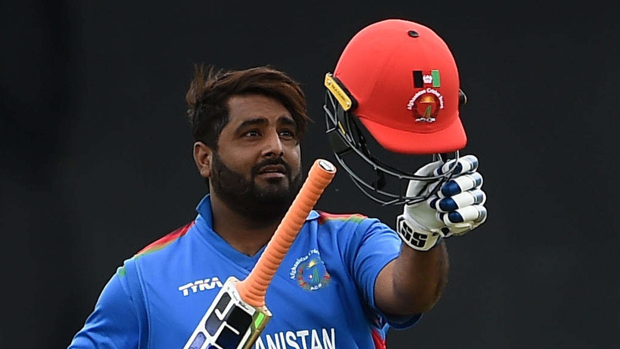 Ireland v Afghanistan: Mohammad Shahzad hits century as visitors level series