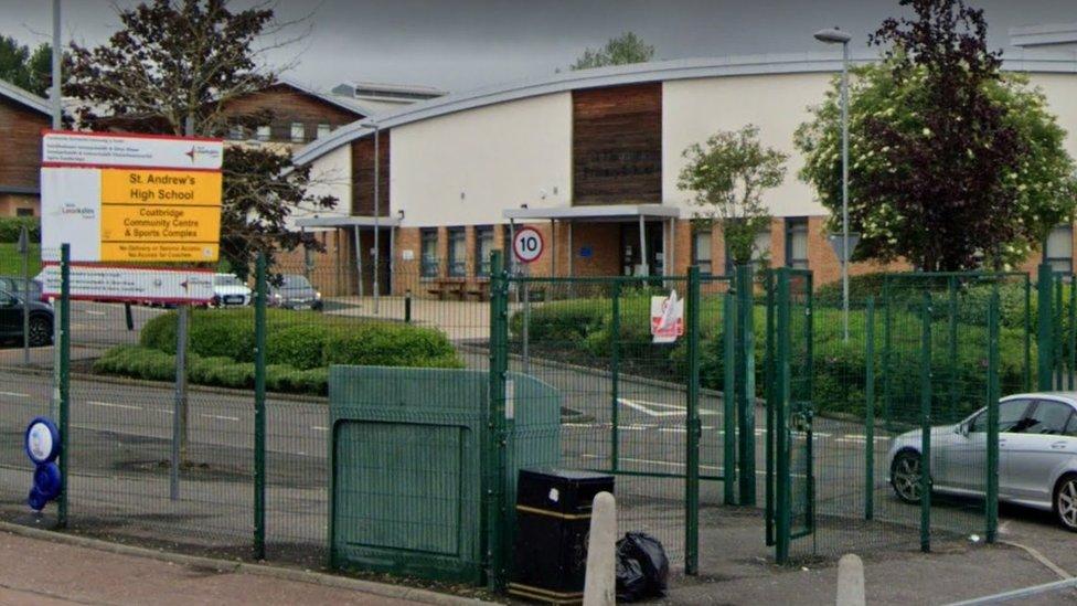 St Andrew's High School