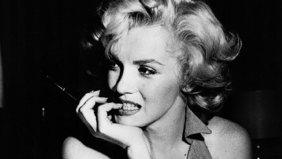 BBC News - Search for Marilyn Monroe's Scots relatives continues