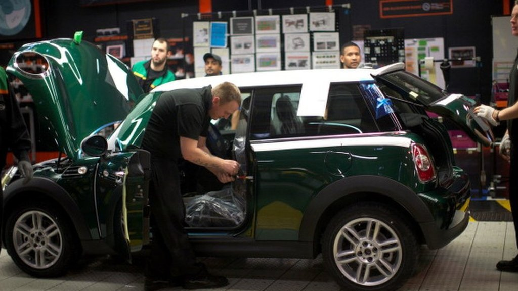 BMW to shut Mini plant for month after Brexit