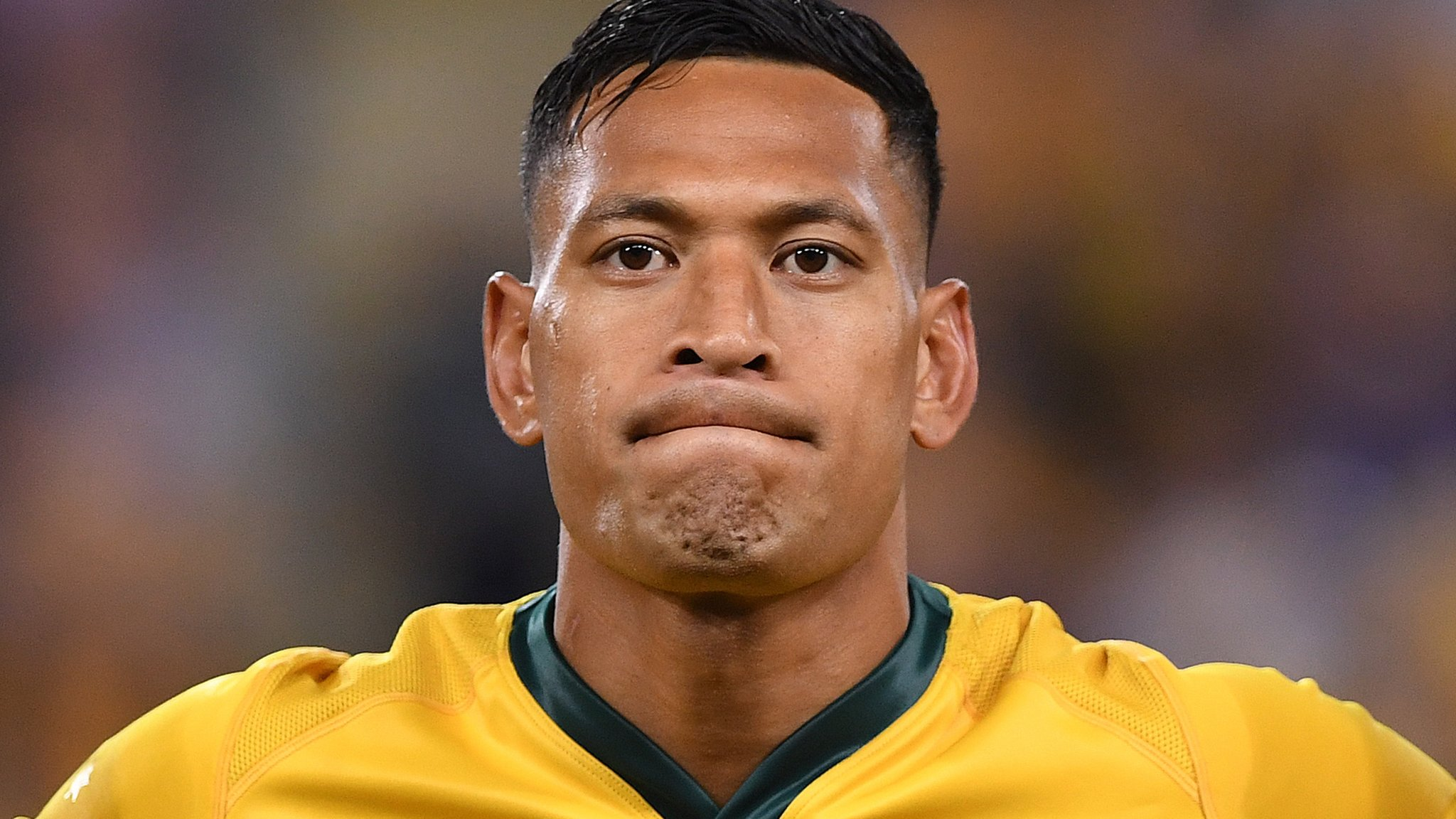 Israel Folau: Australia players' union to hold religious expression review