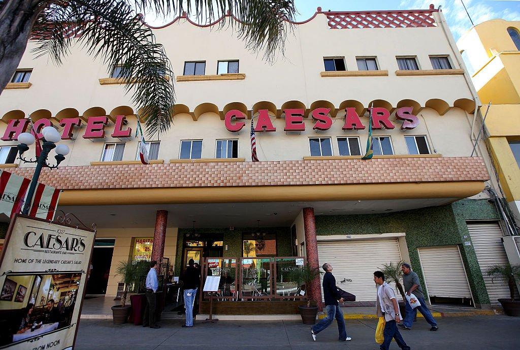 El hotel Caesar's