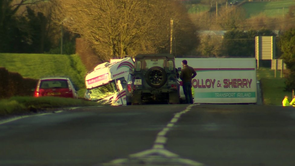 Man killed in two-vehicle collision in Coleraine