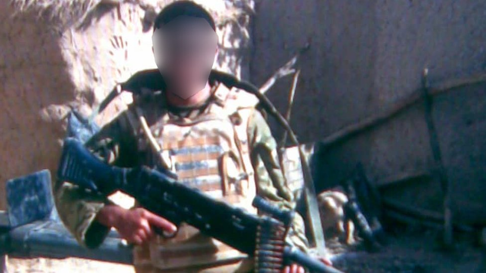 Ali* is one of many Afghan interpreters who worked with the British but is ineligible for resettlement in the UK
