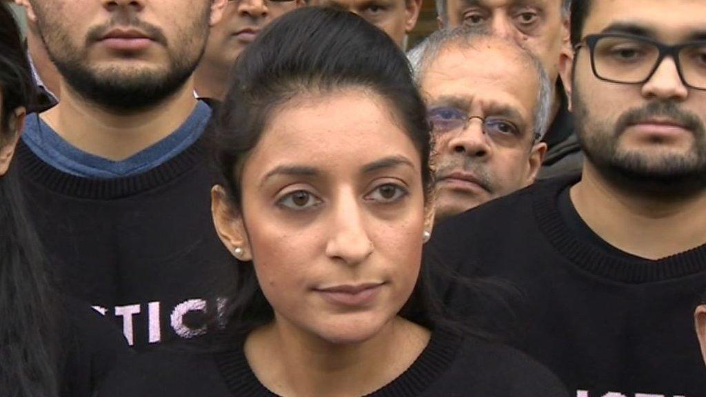 Sister of Grindr cheat murder victim Jessica Patel speaks