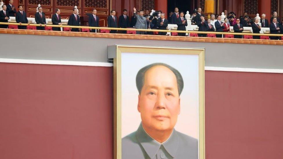 中共慶祝建黨100週年