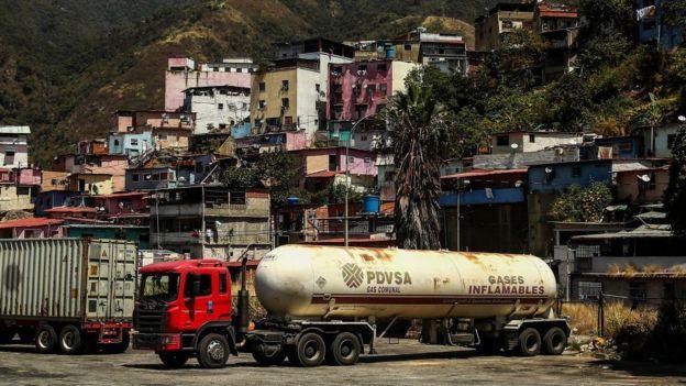 En los últimos años, la producción de petróleo en Venezuela ha sufrido una fuerte caída.
