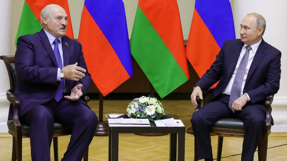 Встреча Путина и Лукашенко: программа интеграции появится к концу года?