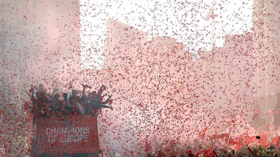 Pobednička parada Liverpula