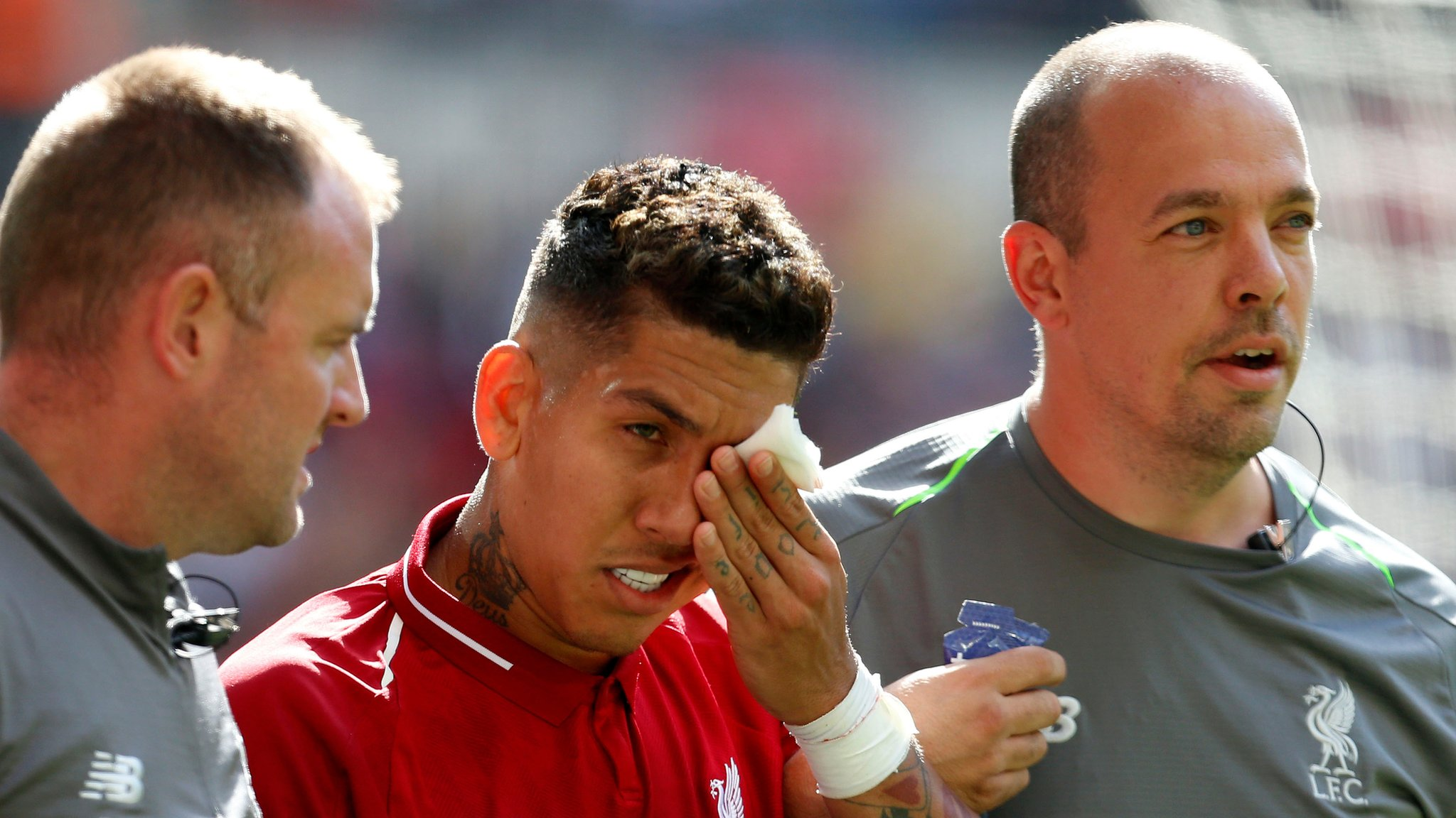 Klopp hopeful of Firmino eye recovery before Liverpool's tie with PSG