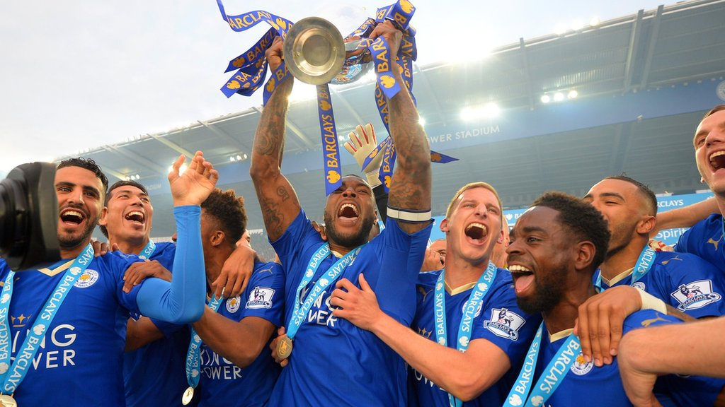 Super League Grand Final: Can Leicester's 5,000-1 fairytale inspire Warrington?