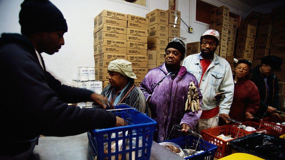 Los afroestadounidenses, en general, siguen estando muy rezagados en los indicadores de bienestar.