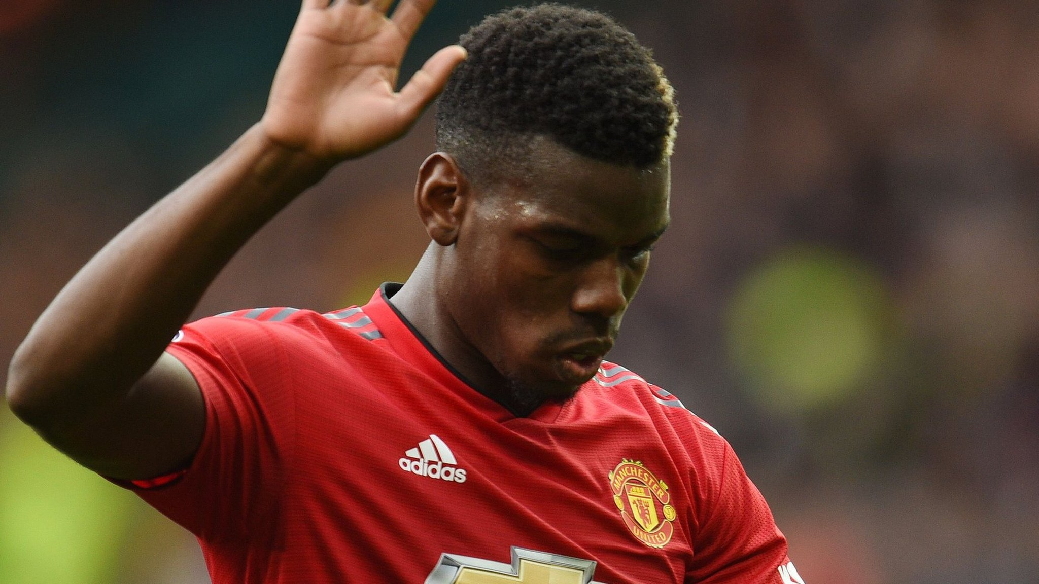 Paul Pogba: Man Utd midfielder misunderstood - France coach Didier Deschamps