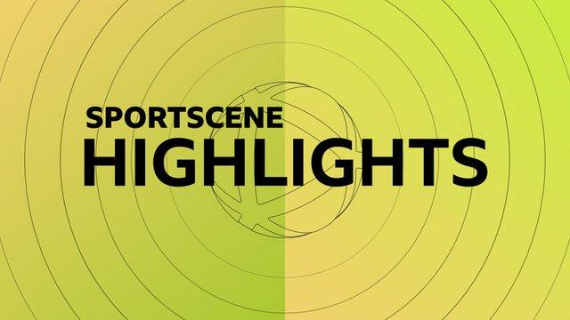 Watch: Sportscene - Scottish Premiership highlights