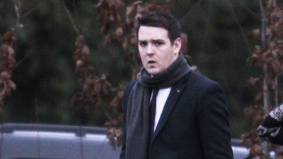 Finbar McCoy changed his plea in January