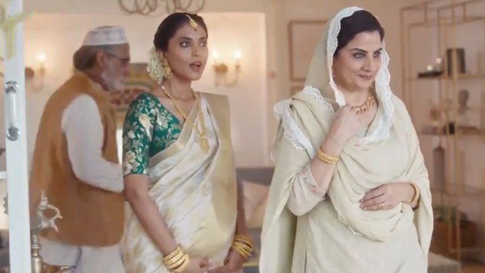 Tanishq withdraws controversial ad showing interfaith marriage