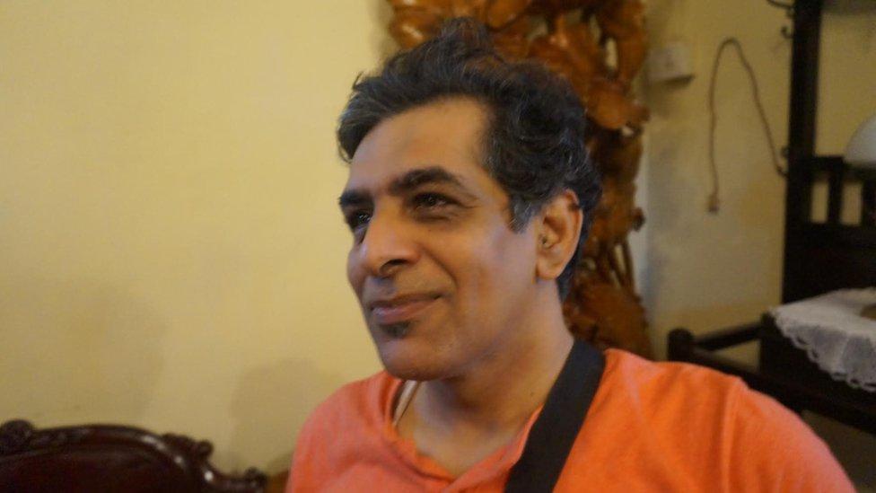 Salil Chaturvedi