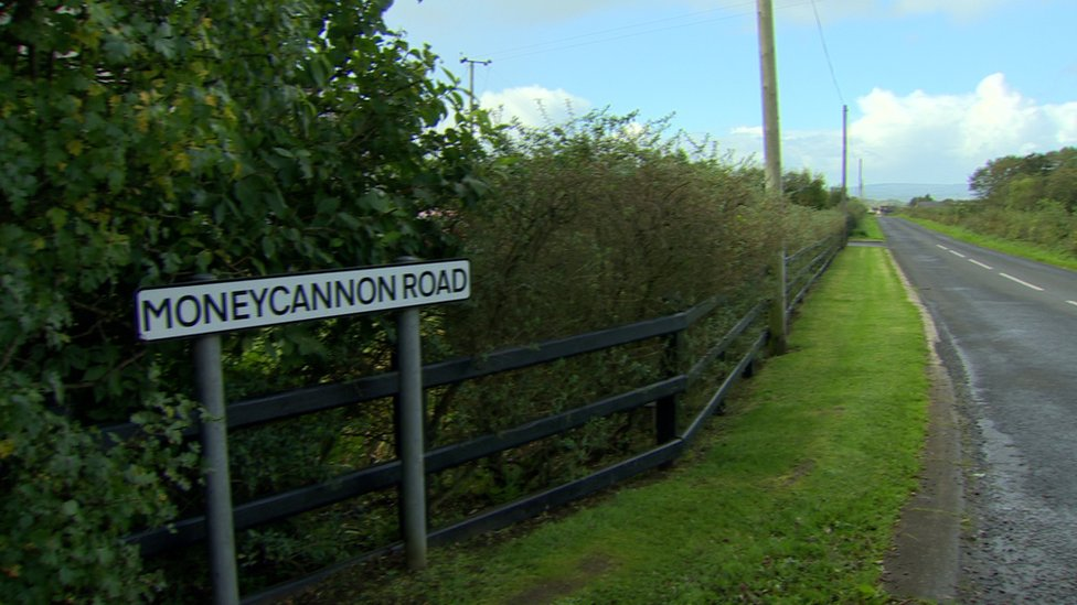 County Antrim: Teenager shot four times in paramilitary-style attack