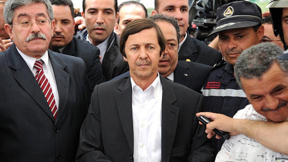 Said Bouteflika