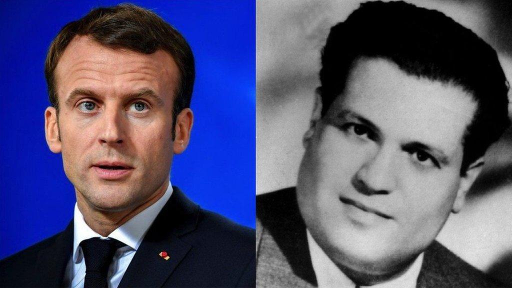 اعتراف فرنسا بقتل بومنجل