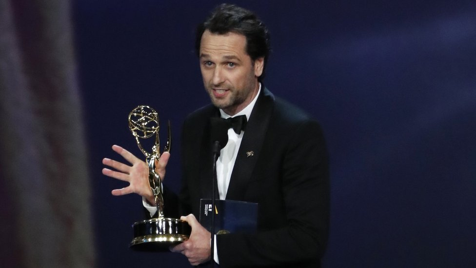 Actor Matthew Rhys on why he is teaching his son Welsh