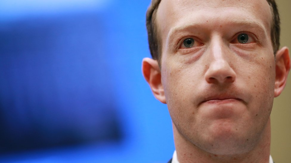 Facebook scandals in 2018 have meant a tough year for Mark Zuckerberg