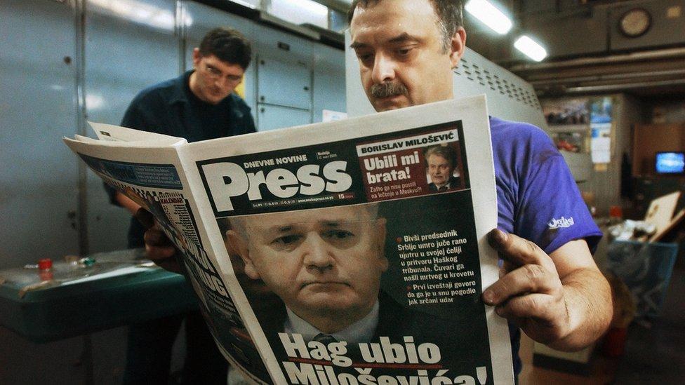 Beogradska štampa