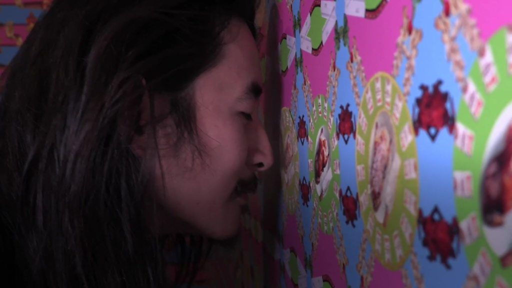 Hong Kong 'scratch and sniff' exhibition opens