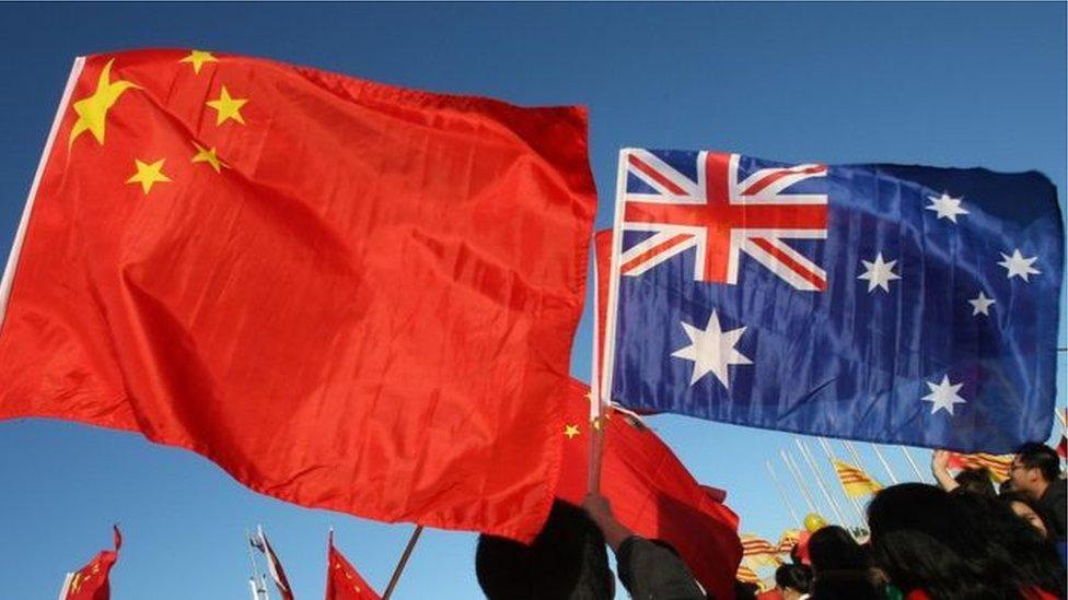 在中美矛盾加劇的背景下,澳大利亞與中國摩擦也在增多。