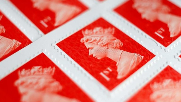 First and second class stamp prices rise