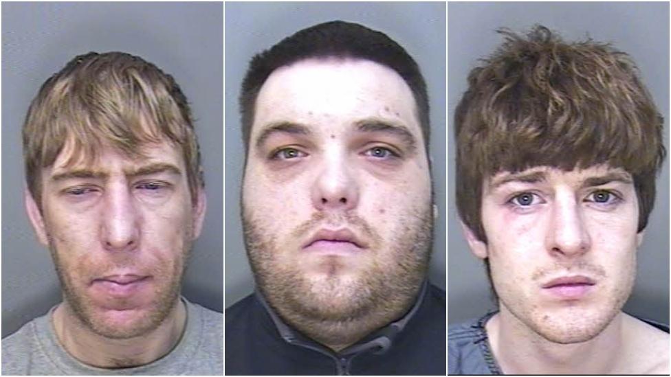 Plymouth gang jailed for torturing man over £100 drug debt