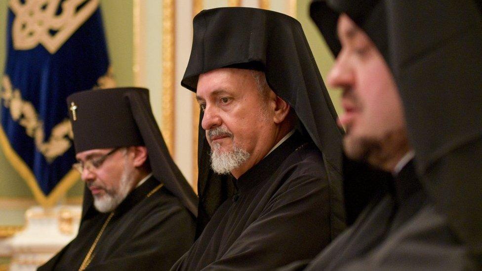 Вселенський патріархат почав процедуру щодо української автокефалії ще 19 квітня - митрополит Еммануїл