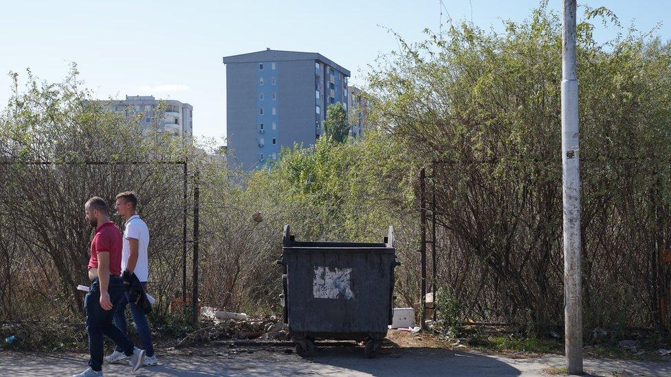 Ono što je zajedničko svim Mitrovčanima je da imaju veliki problem sa otpadom i zagađenjem