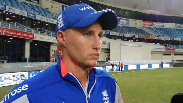 Pakistan v England: Joe Root - We weren't good enough