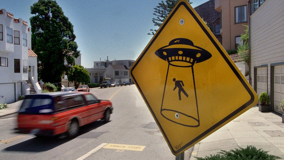 Una señal en San Francisco.