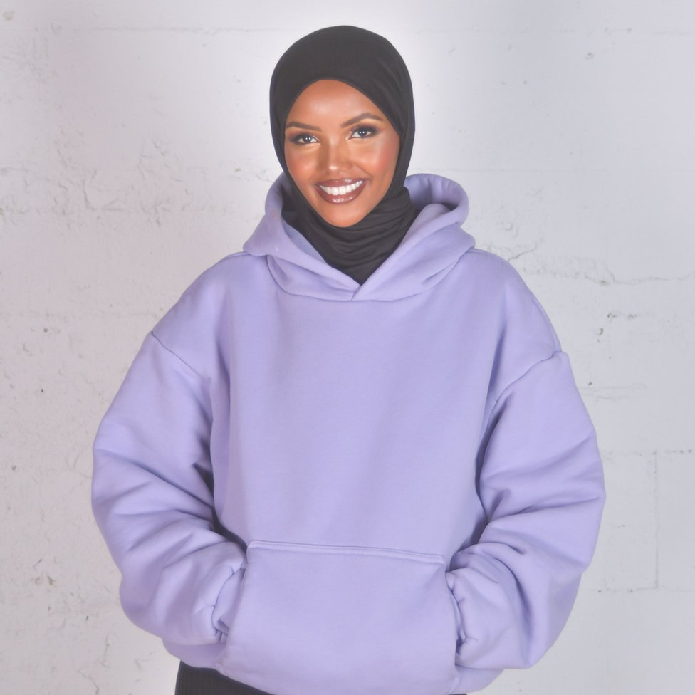 Halima Aden, model