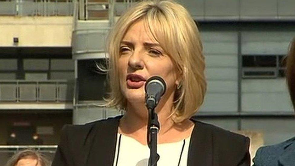 Sinn Féin announce Liadh Ní Riada as presidential candidate
