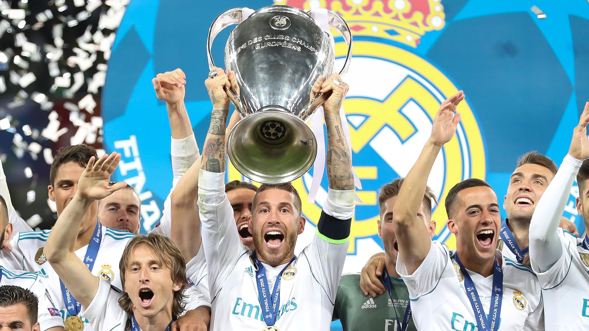 Champions League quiz: Can you name all 32 teams?
