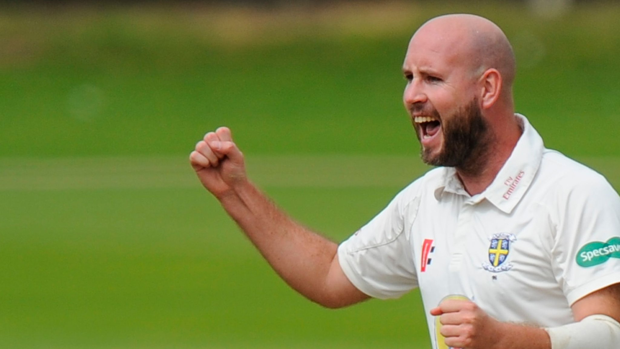 County Championship: Durham beat Derbyshire by 95 runs in Division Two