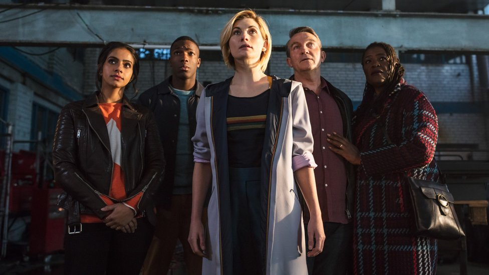 Question Time and Doctor Who among 'most tweeted about' BBC shows