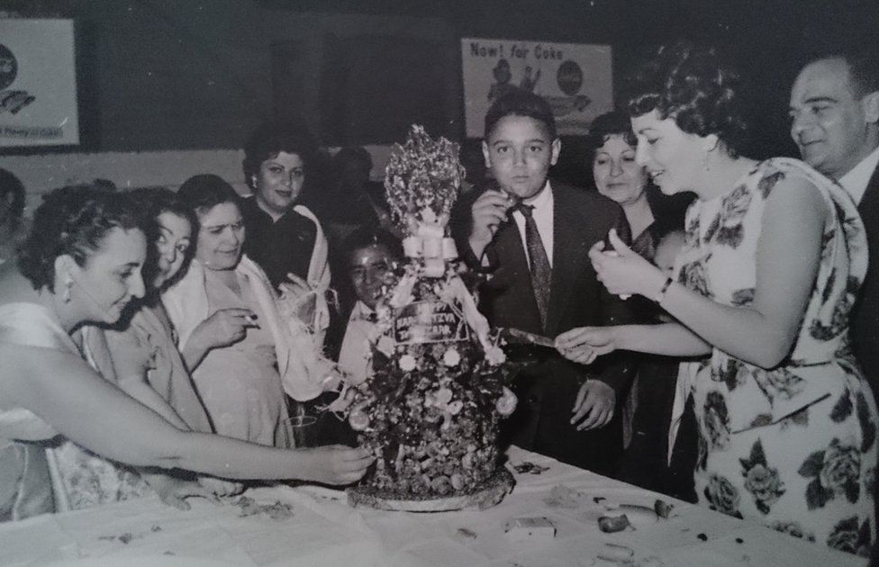 Barmitzvah celebration