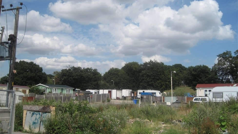 Dale Farm: Traveller sites clear-up cost council £4m