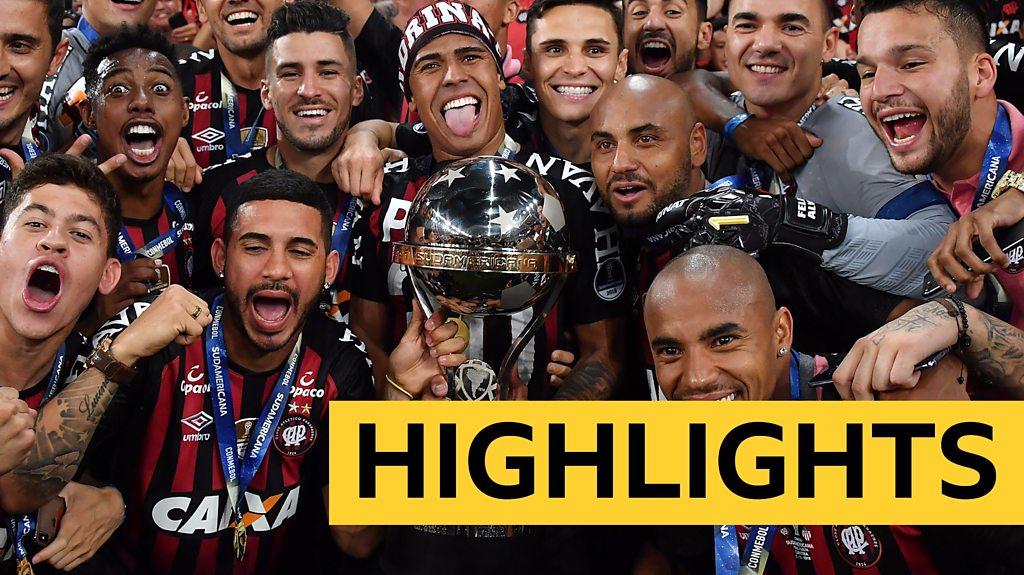 Copa Sudamericana 2018: Atletico Paranaense beat Junior to win Copa Sudamericana