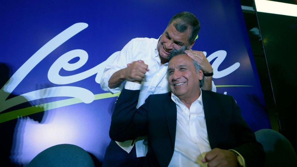 Correa y Moreno